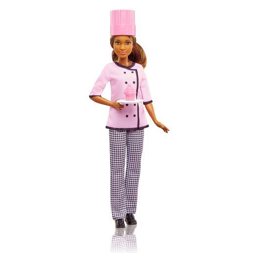 Barbie-Profissoes-Boneca-Cozinheira---Mattel