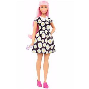 Barbie-Fashionista-Cabelo-Rosa---Mattel