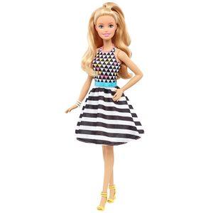 Barbie-Fashionista-Vestido-Geometrico---Mattel