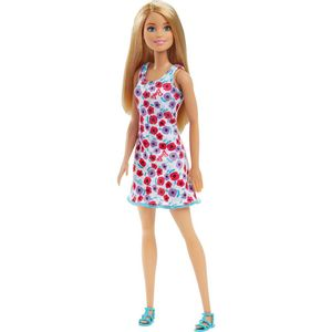 Barbie-Fashionista-Vestido-Vermelho-e-Roxo---Mattel