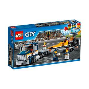 Lego-City-60151-Transportador-de-Dragster---Lego