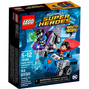 Lego-Super-Heroes-Poderosos-Micros-Super-Homem-vs-Bizarro---Lego