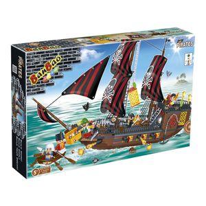 Pirata-Navio-Invencivel-850-Pecas---Banbao
