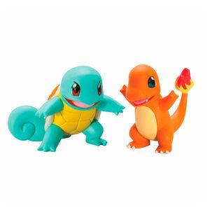 Pokemon-Mini-Figura-Squirtle-e-Charmander---Edimagic