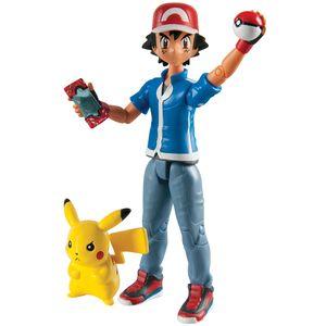Pokemon-Figura-Ash-e-Pikashu---Edimagic