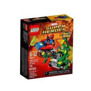 Lego-Super-Heroes-76071-Micros-Homem-Aranha-Vs-Escorpiao---LEGO