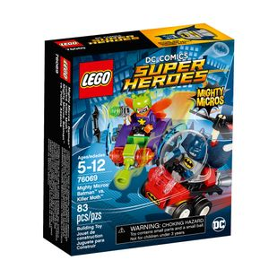 Lego-Super-Heroes-76069-Poderosos-Micros--Batman-vs-Killer-Moth---Lego