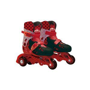 Ladybug-Patins-com-Acessorios-Tamanho-29-ao-32---Fun-Divirta-se