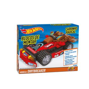 Hot-Wheels-Carrinho-Radical-Dirtbreaker---Fun-Divirta-se