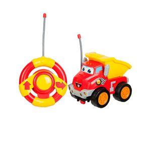 Carro-Radio-Controle-Chuck-and-Friends-Rollin-Racer---Edimagic
