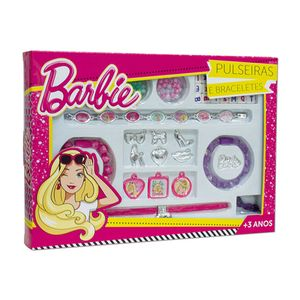 Barbie-Micangas-Pulseiras-e-Braceletes---Fun-Divirta-se