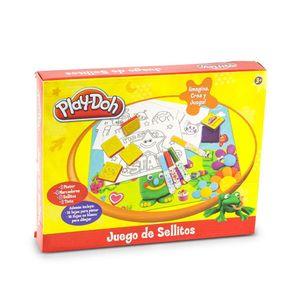 Play-Doh-Arte-com-Carimbo---DTC