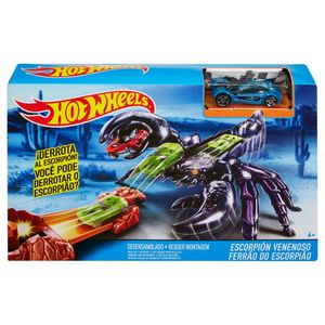 Hot-Wheels-Criaturas-Conjunto-Ferrao-do-Escorpiao---Mattel