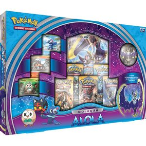 Cartas-Pokemon-Box-Colecao-Alola-Lunala---Copag