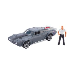 Hot-Wheels-Velozes-e-Furiosos-Dom-Ice-Charger---Mattel