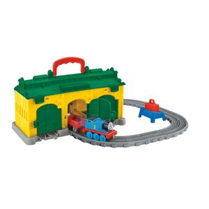Thomas-e-seus-Amigos-Ferrovia-Portatil---Mattel