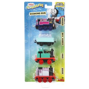 Conjunto-Locomotivas-Thomas-e-seus-Amigos-Girl-Pack---Mattel