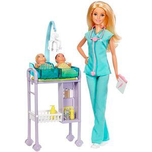Conjunto-Barbie-Medica-Pediatra---Mattel