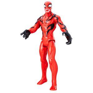 Boneco-Spider-Man-Titan-Hero-Carnificina---Hasbro
