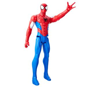 Boneco-Spider-Man-Titan-Hero-Web-Warriors-Aranha-Blindado---Hasbro