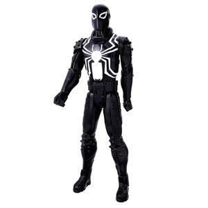 Boneco-Spider-Man-Titan-Hero-Web-Warriors-Agente-Venom---Hasbro