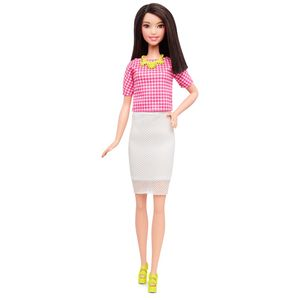 BarbieFashionistaSaiaBrancaMattel