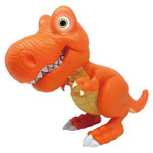 Dino-Junior-Mega-Comilao-Laranja-com-Luz-e-Som---Fun-Divirta-se