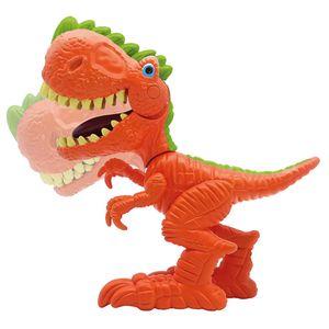 Junior-Megasaur-Dino-Comilao-Laranja---Fun-Divirta-se