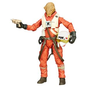 Figura-Star-Wars-Black-Series-Pilote-X-Wing-Asty---Hasbro