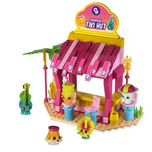 Shopkins-Kinstructions-Scene-Sets-Tiki-Hut-198-Pecas---DTC