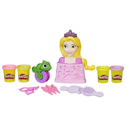 ab32d509b3 Conjunto Play Doh Salão Da Rapunzel - Hasbro. R  169