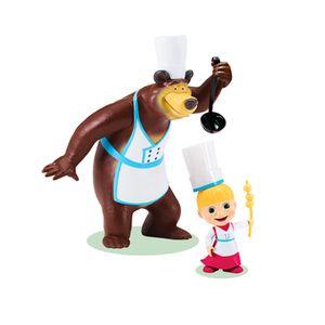 Mini-Figura-Masha-e-o-Urso-Cozinheiro---Sunny