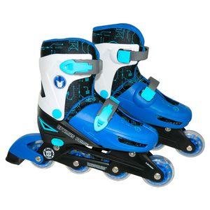 Patins-Ajustavel-Transformers-com-Kit-de-Seguranca---Astro-Toys