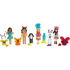 Polly-Pocket-Fantasias-Divertidas-Animais---Mattel