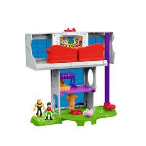 Imaginext-Torre-Dos-Jovens-Titas---Mattel