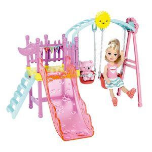 Barbie-Familia-Chelsea-com-Acessorios---Mattel