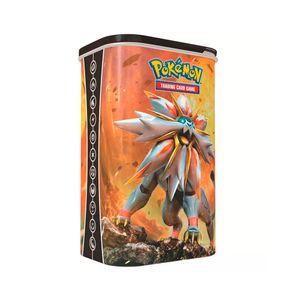 Lata-Porta-Cards-Pokemon-Solgaleo---Copag