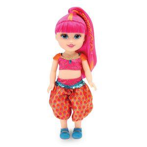 Boneca-Funville-Sparkle-Girlz-Genia-Cabelo-Rosa---DTC