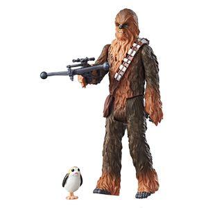 Figura-Star-Wars-Episodio-VIII-Chewbacca---Hasbro
