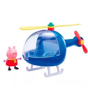 Peppa-Pig-Veiculo-Com-Boneco-Helicoptero---DTC