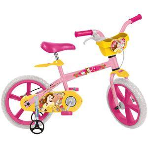 Bicicleta-Aro-14-Princesas-da-Disney-Bela---Bandeirante