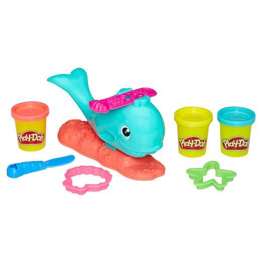 be6c91e473 Play Doh Conjunto Barbearia Divertida - Hasbro
