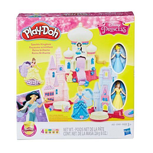 5ad6923240 Conjunto Play-Doh Reino de Princesas Brilhante - Hasbro. R  149