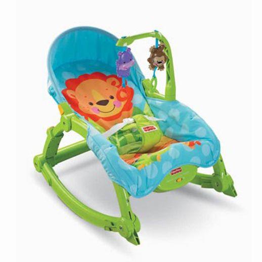 Cadeirinha Crescendo Comigo Fisher Price Precious Planet - Mattel
