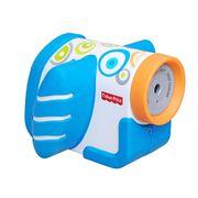 Fisher Price Filmadora Infantil Azul - Mattel
