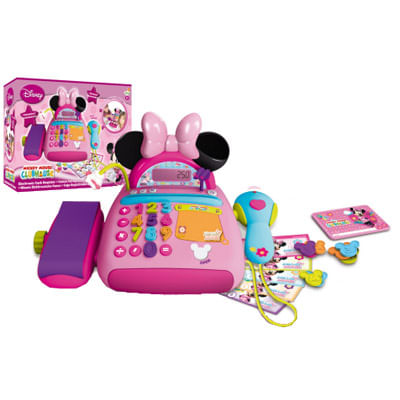 Caixa Registradora da Minnie - Zippy Toys