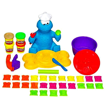 Play-Doh Sopa de Letrinhas do Come Come - Hasbro
