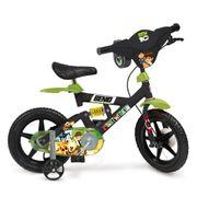 Bicicleta X-Bike Aro 12 Ben 10 - Bandeirante