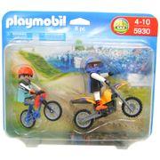Playmobil Blister Bike e Moto 5930 - Sunny