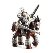 Imaginext-Ninjas-e-Samurais-Sir-Angus-e-Cavalo---Mattel